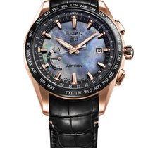 Seiko Astron GPS Solar World Time  Limited Edition  SSE105