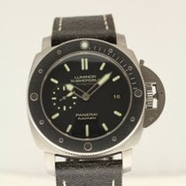 Panerai Submersible Amagnetic 3 days 1950 '15 complete with B + P
