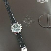 Patek Philippe Platine Remontage manuel nouveau Perpetual Calendar Chronograph