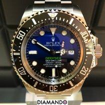 Rolex Deepsea Ref.116660 / Deepblue / New  / Fullset / LC EU