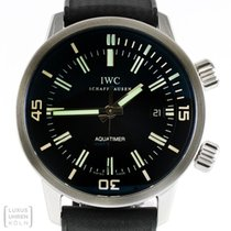 IWC Aquatimer Automatic 44mm Stahl