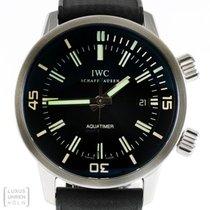 IWC Aquatimer Automatic Stahl 44mm Schwarz Deutschland, Weißenbrunn
