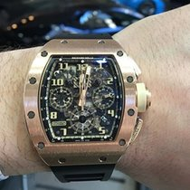 Richard Mille RM11 IVORY SOLİD ROSE GOLD