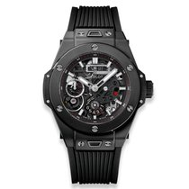 Hublot Big Bang Meca-10 new Ceramic