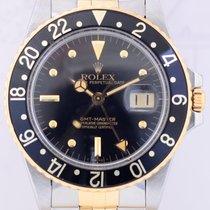 Rolex GMT Master 16753 Vintage 1984 Nipple dial Tritium Cal 3075