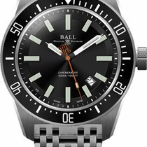 Ball Engineer Master II Skindiver Steel 44mm Black United States of America, Florida, Naples