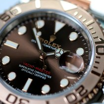 Rolex Yacht-Master 40mm choco dial perfect
