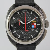 Locman Chronograph 51mm Quarz 2017 neu