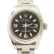 Rolex Oyster Perpetual 26 Otel 26mm Negru Arabic