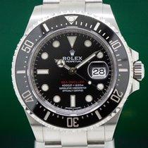 Rolex 126600 Sea Dweller RED 43mm 50th Anniversary SS (29681)