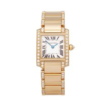 Cartier Tank Française WE1001RC or 2364 2010 pre-owned