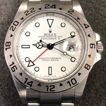 Rolex 16570 Steel 2009 Explorer II 40mm pre-owned United States of America, Texas, Dallas