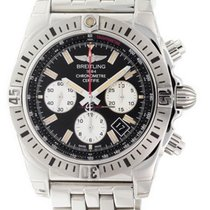 Breitling Chronograph 44mm Automatic 2018 new Chronomat 44 Airborne Black