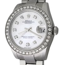 Rolex Lady-Datejust Steel 31mm Mother of pearl No numerals United States of America, Texas, Dallas
