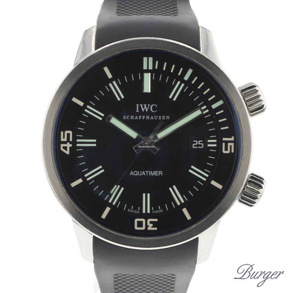 ad4404ba11d IWC Aquatimer - Todos os preços de relógios IWC Aquatimer na Chrono24