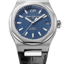 Girard Perregaux new Manual winding 42mm Steel Sapphire Glass