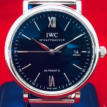 IWC Portofino Automatic new 2015 Automatic Watch with original box and original papers IW356506