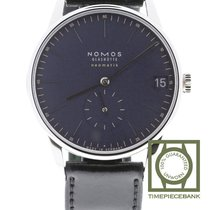 NOMOS Orion Neomatik Staal 40.5mm Blauw
