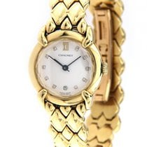 Chaumet Yellow gold 33mm Quartz pre-owned