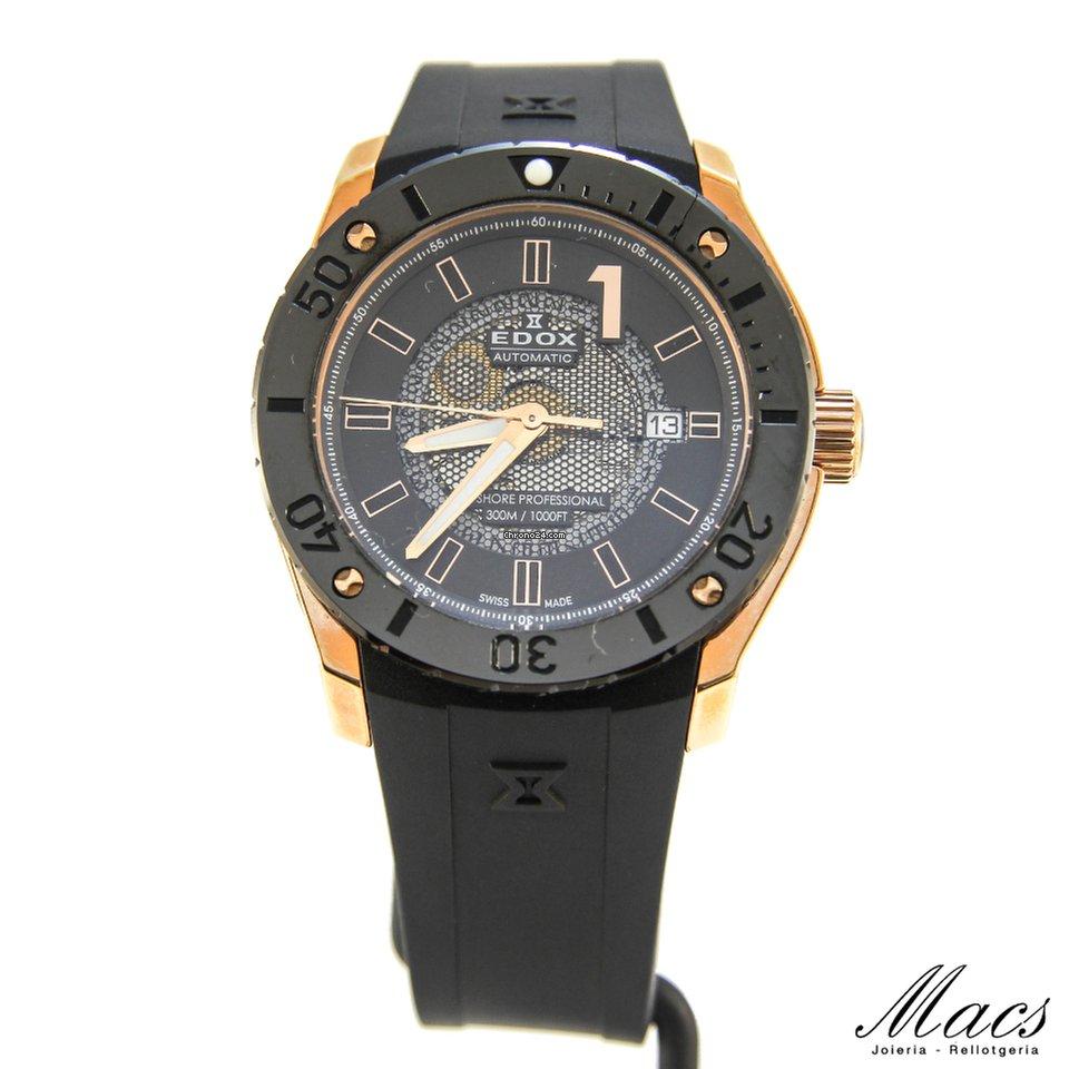 d48bf0d33 Koupě hodinek Edox   Porovnání hodinek Edox online - luxusní hodinky na  Chrono24