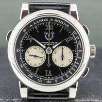 A. Lange & Söhne Platinum 43mm Manual winding 404.035 pre-owned United States of America, Massachusetts, Boston
