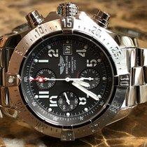 Breitling Avenger Skyland Steel 45mm Grey Arabic numerals United States of America, Pennsylvania, Philadelphia