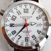 Louis Erard Steel 42mm Automatic pre-owned