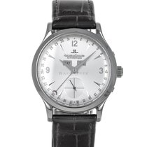 Jaeger-LeCoultre Master Calendar Steel 37mm Silver Arabic numerals United States of America, Maryland, Baltimore, MD