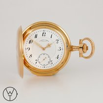 A. Lange & Söhne Watch pre-owned 1914 Red gold Manual winding Watch with original box and original papers