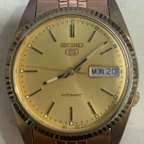 Seiko Steel 36mm Automatic 5 pre-owned Singapore, Singapore