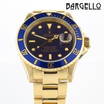 Rolex Submariner Date 16618 1991 подержанные