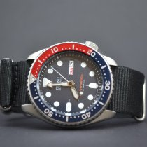Seiko Steel 42mm Automatic SKX009J1 pre-owned Finland, Oulu