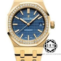 Audemars Piguet Yellow gold 37mm Automatic 15451BA.ZZ.1256BA.01 new United States of America, New York, NEW YORK