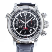 Jaeger-LeCoultre Master Compressor Extreme World Chronograph Steel 46mm Black United States of America, Georgia, Atlanta