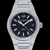 Girard Perregaux Laureato new 2020 Watch with original box and original papers 81010-11-634-11A