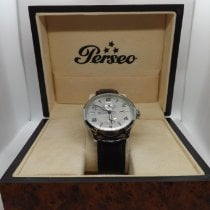 Perseo Steel 44mm Automatic pre-owned