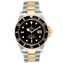 Rolex Submariner Date 16613 2002 pre-owned