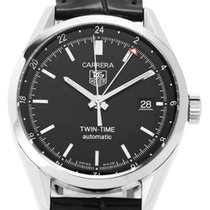 TAG Heuer WV2115.FC6180 Steel 2010 Carrera Calibre 7 39mm pre-owned