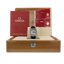 Omega De Ville Hour Vision new Automatic Watch with original box and original papers 431.33.41.22.02.001