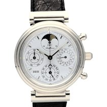 IWC Da Vinci Perpetual Calendar White gold 41mm White United States of America, California, Los Angeles