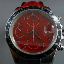 Tudor 79260 P Steel Tiger Prince Date 40 x 43mm