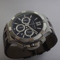 Concord Saratoga new 2010 Automatic Chronograph Watch with original box 02.6.14.1170