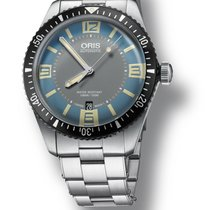 Oris Divers Sixty Five new Automatic Watch with original box and original papers 01 733 7707 4065-07 8 20 18