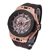 Hublot 401.OQ.0123.VR Big Bang 45mm - Ferrari King Gold -...