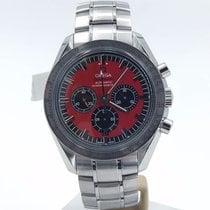 Omega Speedmaster Chronograph Michael Schumacher Le Red Ref:...