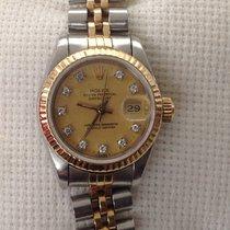 Rolex Lady-Datejust, Serie 9329495, Oyster Perpetual, Diamantz...