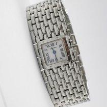Cartier 21,5mm Cuarzo 2000 usados Panthère Blanco