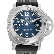 Panerai Luminor Submersible pre-owned 44mm Steel