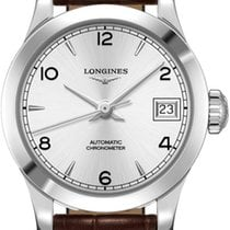 Longines Record Steel 26mm Silver United States of America, New York, Airmont