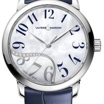 Ulysse Nardin Jade Steel 37mm Mother of pearl United States of America, New York, Airmont